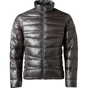 Yeti Strato Veste Homme, dark gull grey/mandarin red